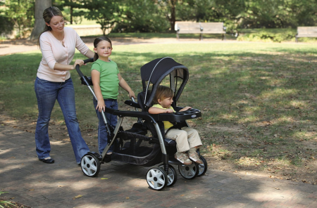 recommended double strollers